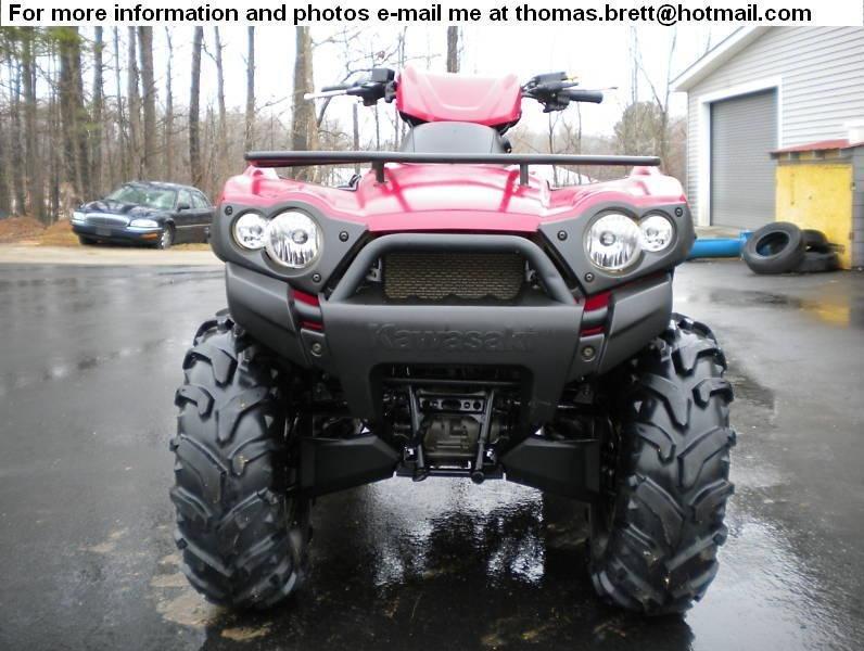 For Sale - 2007 Kawasaki Brute Force 750 4x4 - $2400 - ATV Forum ...