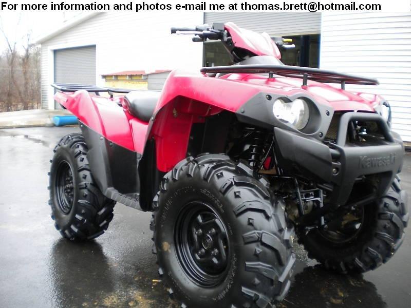 For Sale - 2007 Kawasaki Brute Force 750 4x4 - $2400 - ATV
