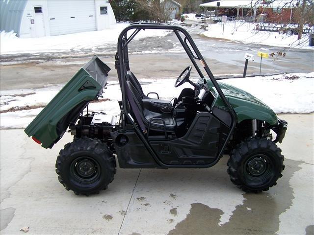 Yamaha Atv For Sale >> 4 sale - 2006 Yamaha Rhino 450 4X4 Like New $2900 - Very ...