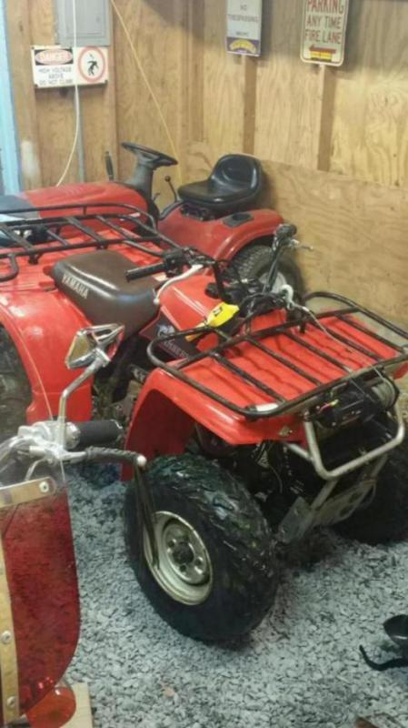 Yamaha Timberwolf 250cc - ATV Forum - All Terrain Vehicle discussion