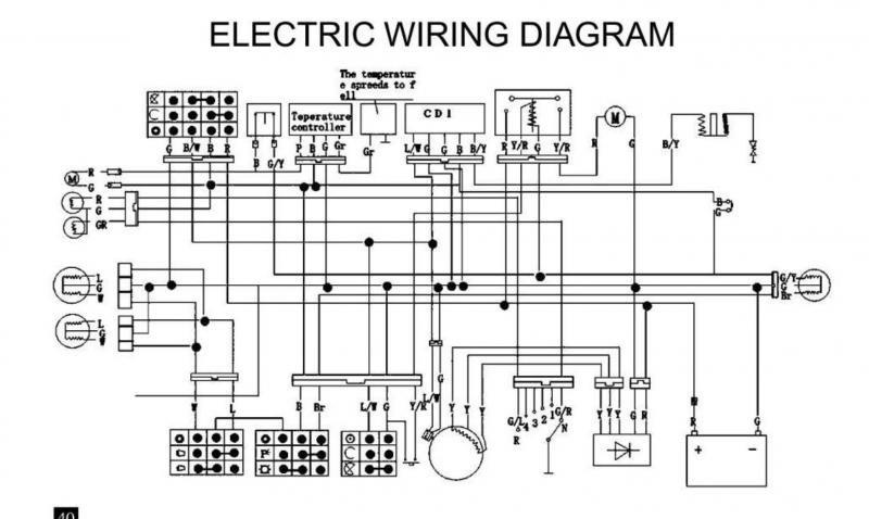 Wiring Problems Atv Forum, Quad Wiring Diagram
