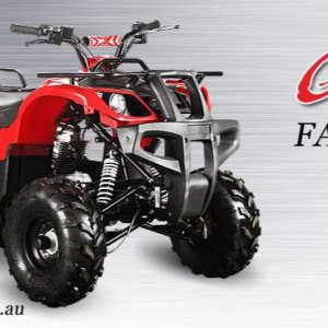 GMX Farm 250cc ATV Quad Bike