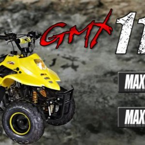 gmx sport atv 110cc, I made this one 2 mins ago.
