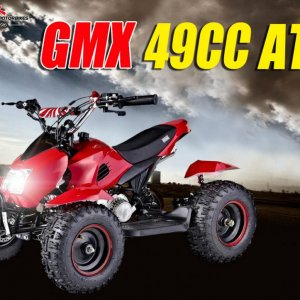 GMX 49CC ATV Quad Bikes Wallpaper