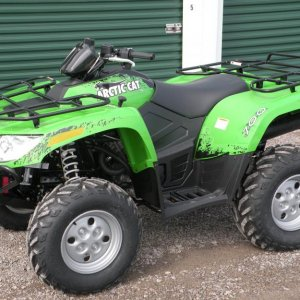 2011 Arctic Cat 700i